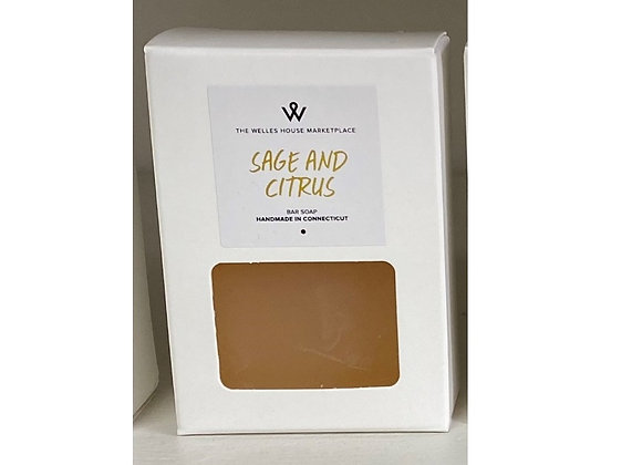 SAGE & CITRUS SOAP