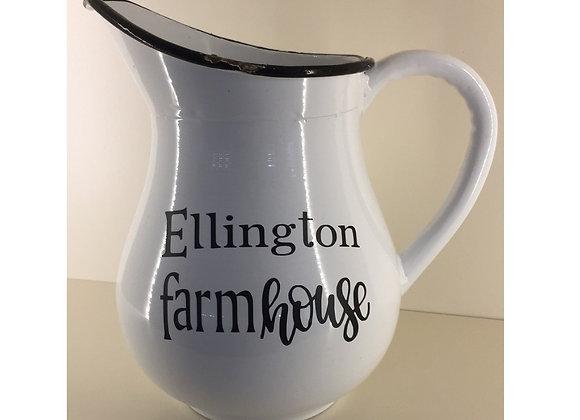 ELLINGTON PITCHER
