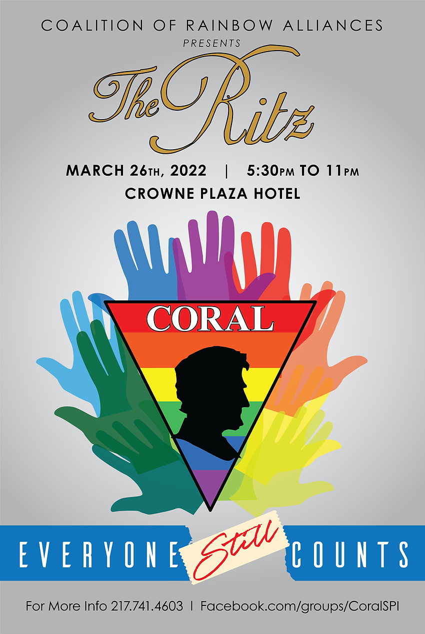CORAL Ritz Poster 2022