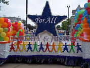 2017 CORAL Parade Float
