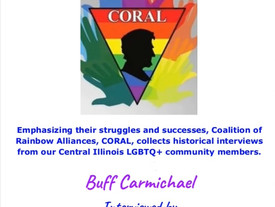 Central Illinois LGBTQ Historical Interview Series Launches
