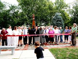 AIDS Memorial Labyrinth Dedication