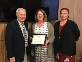 CORAL Receives Community Partnership Award