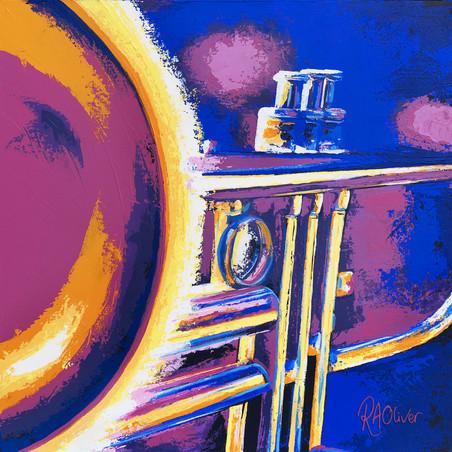 'Brilliant Brass'