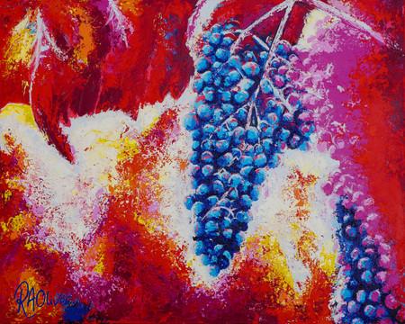 'Wine on the Vine'