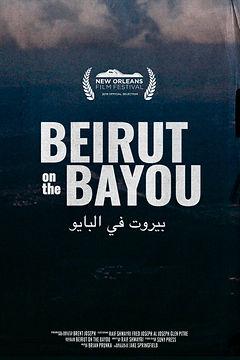 Brent Joseph-Beirut on the Bayou-Poster.jpeg