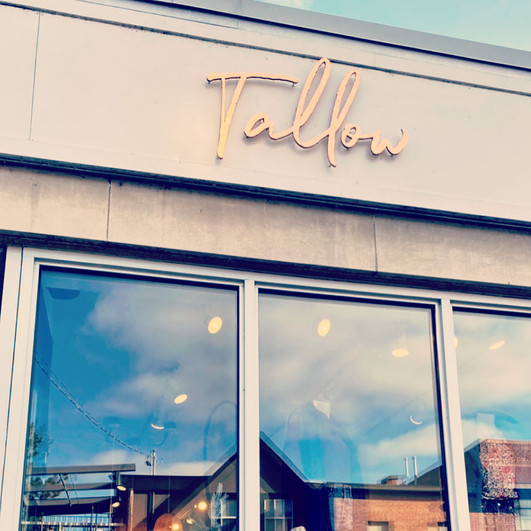 Win Gift Cards From Tallow! Ottawa's Favourite Luxe-Boheme Boutique.