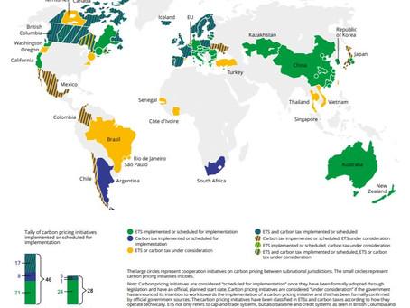 Modernización Tributaria: Un avance de los impuestos verdes