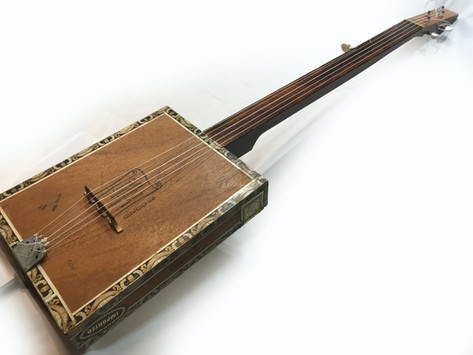 How to Build a Cigar Box Banjo (Published 1884)