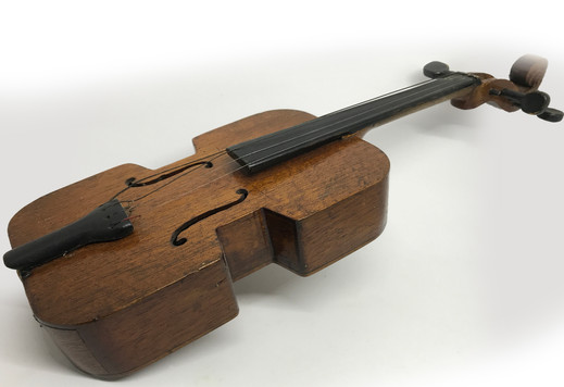 Cigar Box Fiddle, circa 1930's