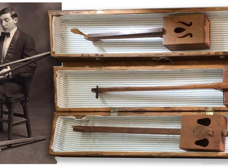 How to Make a Pre-Blues Cigar Box Violin