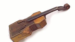 Henry Wood's Cigar Box Violin Story, 1940's
