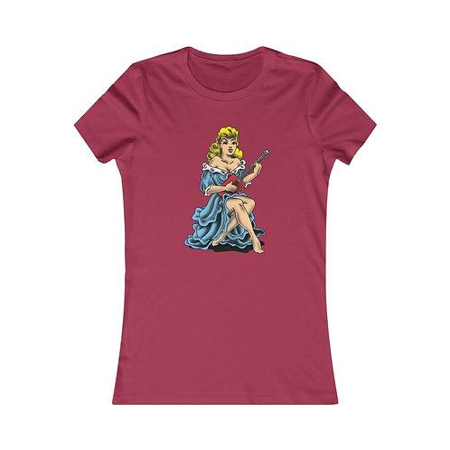 Pinup Girl - Woman's shirt