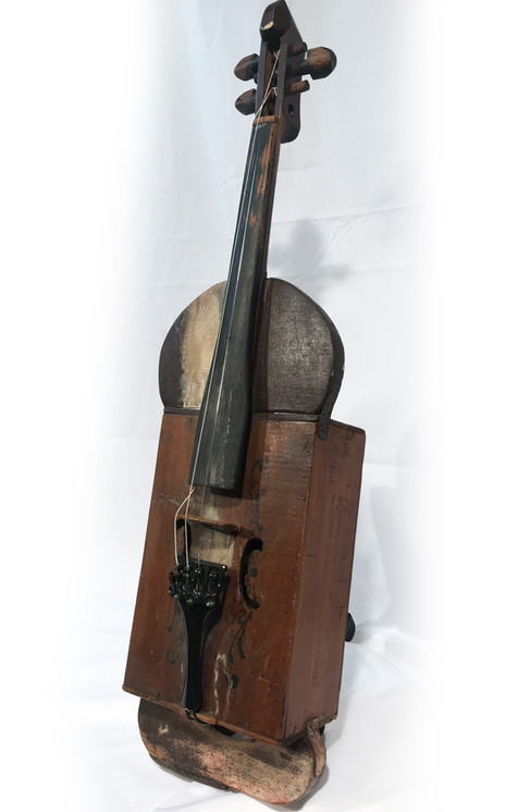 Cigar Box Fiddle, circa 1930's