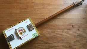 How to Build a 4-String Cigar Box Guitar