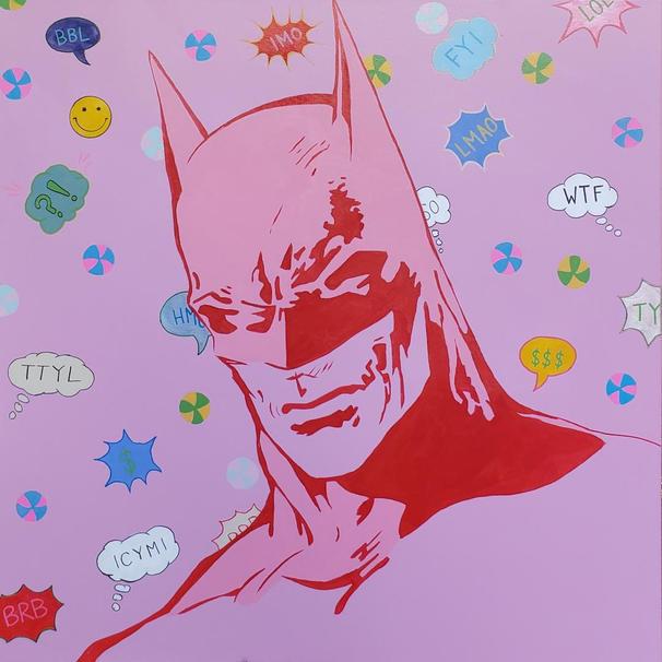 Millenial Batman