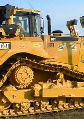 Cat D8