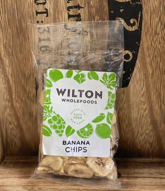Wilton Banana Chips