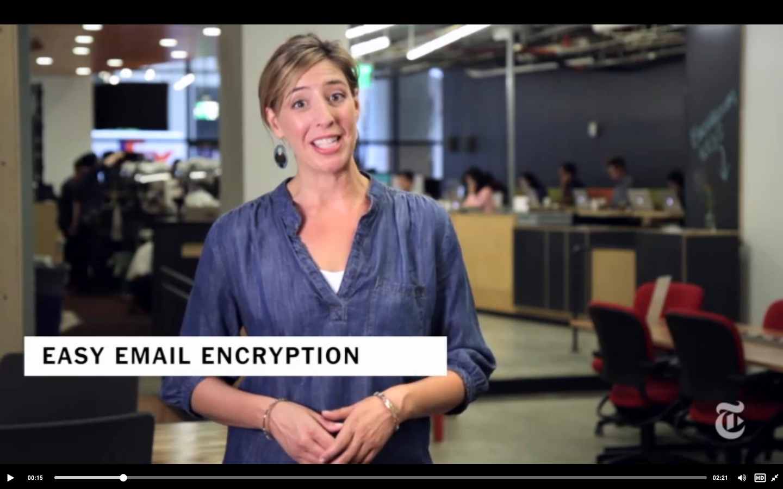 New York Times Technology Video