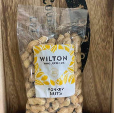 Wilton Monkey Nuts
