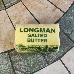 Longman Salted Butter