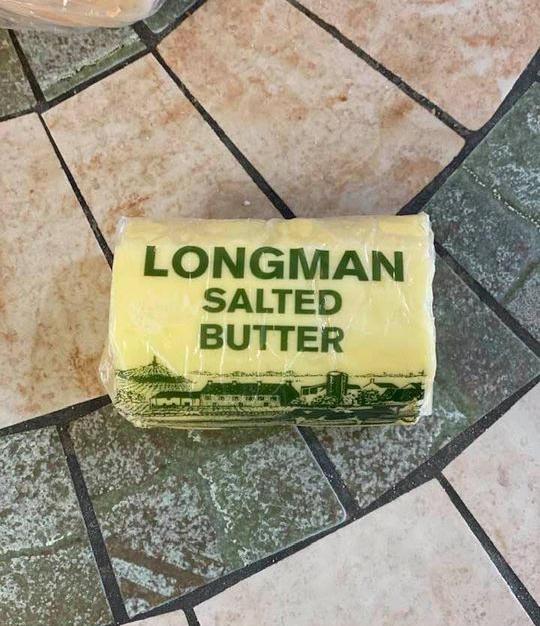 Longman Salted Butter