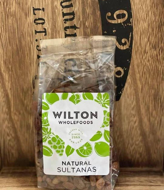 Wilton Natural Sultanas