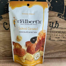 Filberts Salted Caramel