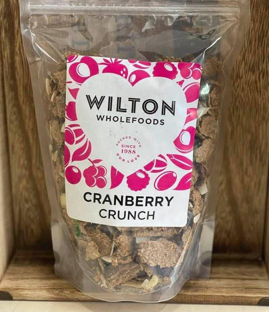 Wilton Cranberry Crunch