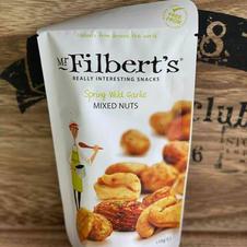 Filberts Mixed Nuts