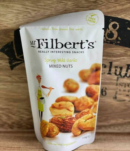 Filberts Mixed Nuts
