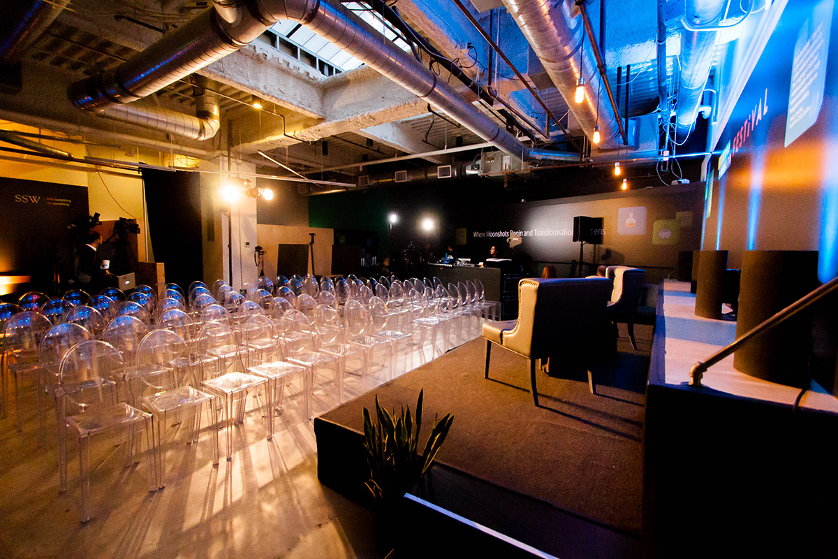 Event Venue San Francisco | Workshop