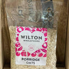 Wilton Porridge Oats