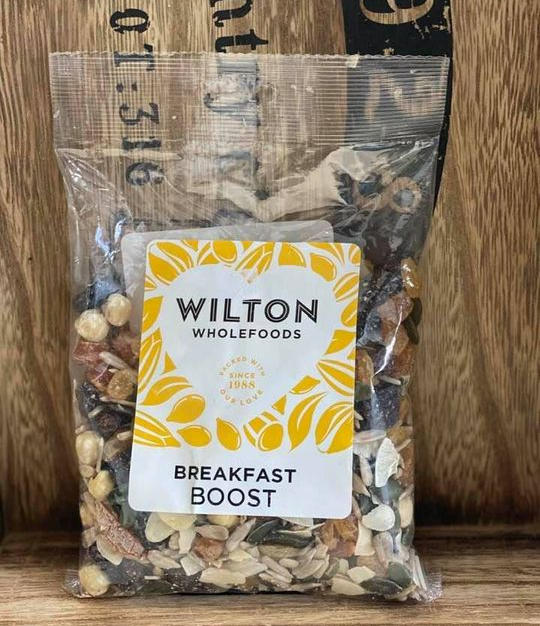 Wilton Breakfast Boost