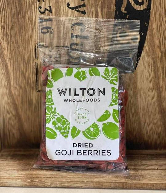 Wilton Dried Goji Berries