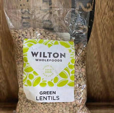 Wilton Green Lentils