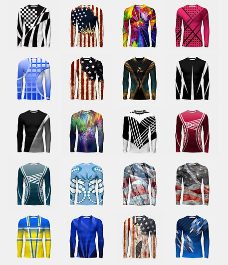 Rashguard, sportswear