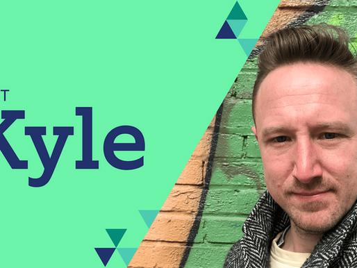 Copywriter. Creative director. Plant enthusiast. Say hello to Kyle.