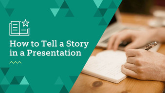 How to tell a story in a presentation