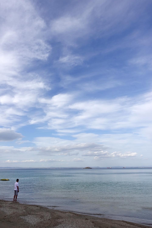 Black Sea view, Rosenetz beach, Plan To Be