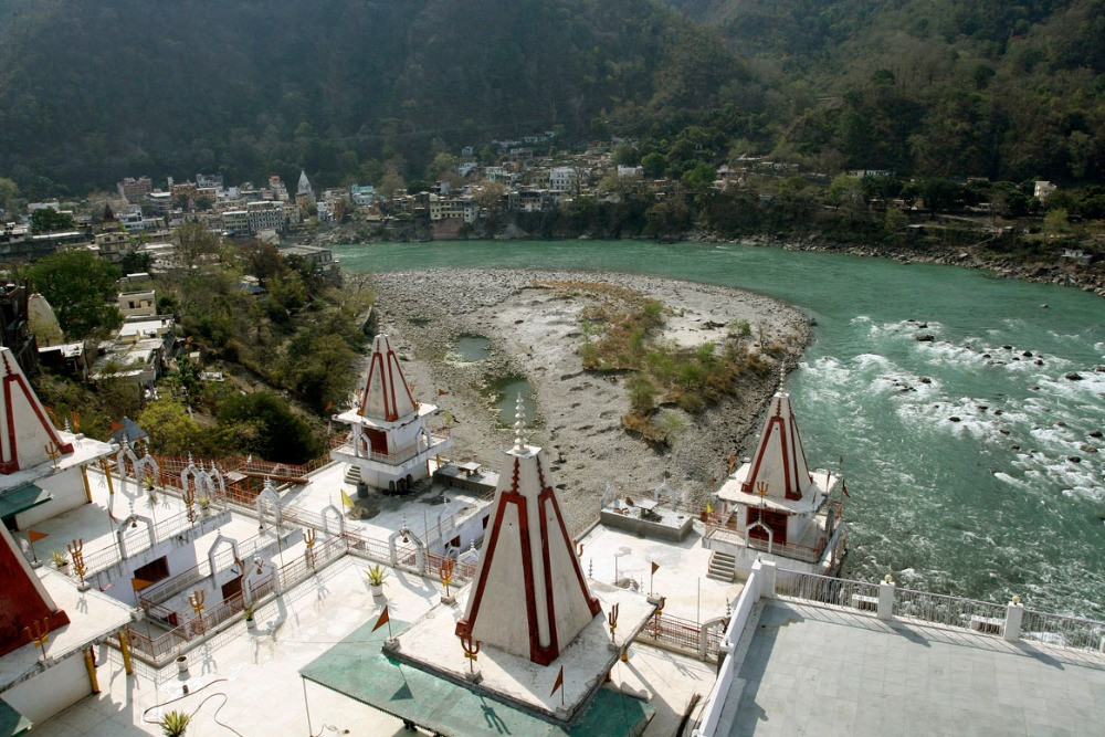 Ganga River is the most sacred river in Hindu religion