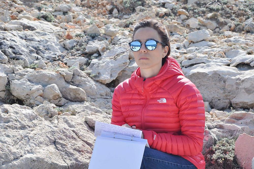 Maria Savova story about Plan To Be Program
