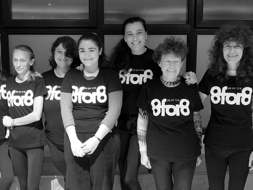 Много специален 8for8 - денят на безкрайността  / Биляна Савова и участници