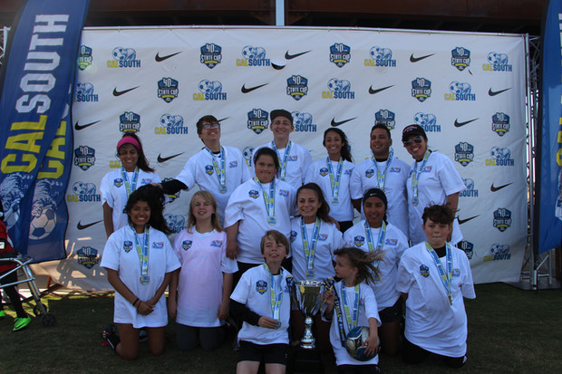 Valley Center TOPSoccer - State Cup Champions
