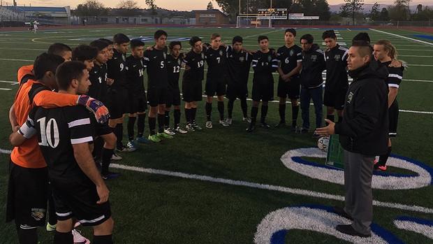 VCHS Boys Qualify for CIF Playoffs