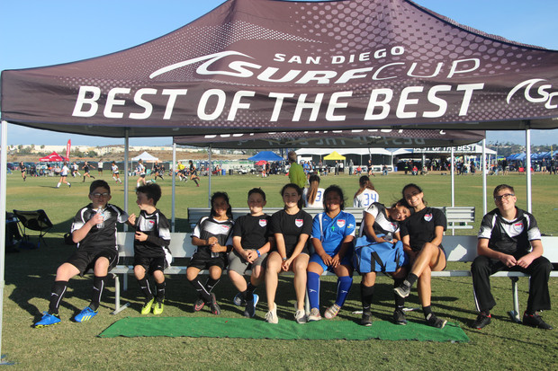2018 Surf College Cup Showcase was a total success!