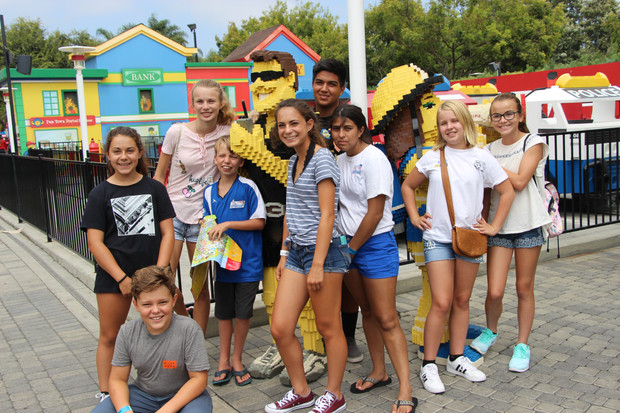 Valley Center TOPSoccer Families Head to Lego Land