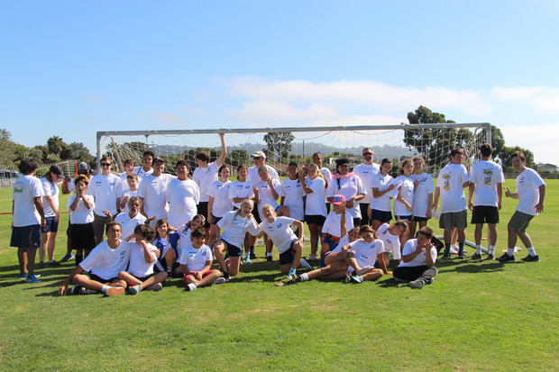 Valley Center Joins La Jolla TOPSoccer For a Fun Day At The La Jolla TOPSoccer Fest