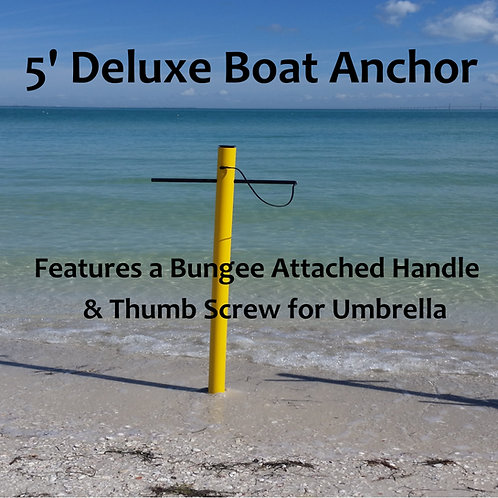 5' Deluxe Boat Anchors