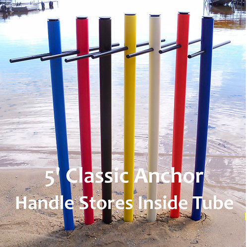5' Classic Boat Anchors